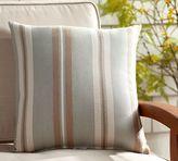 Pottery Barn Sunbrella®; Merion Stripe Indoor/Outdoor Pillow