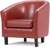 Simpli Home AXCTUB-003 Austin Tub Chair