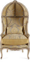 Old Hickory Tannery Devine Leather Balloon Chair