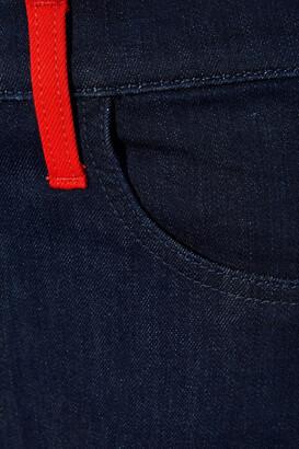 Current/Elliott The Ultra High Waist High-rise Skinny Jeans