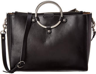 Rebecca Minkoff Ring Leather Satchel