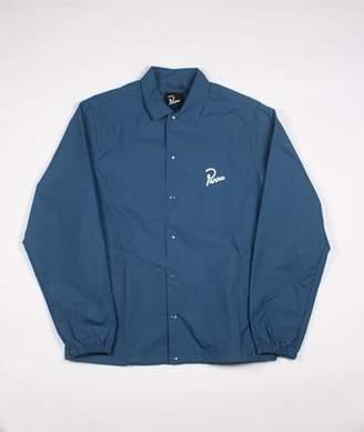 Coach By Parra - Mallard Green Nylon Jacket Hiding - XS - Blue/White