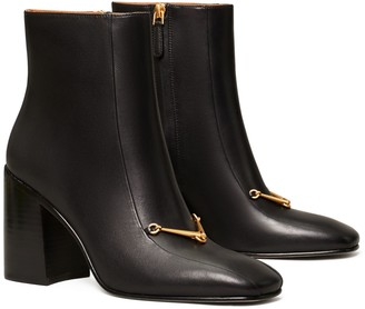 Tory Burch Equestrian Link Ankle Boot