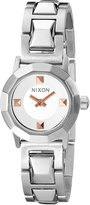 Nixon Women's A339130 Mini B SS Watch