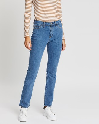 Sportscraft Simone Straight Jeans