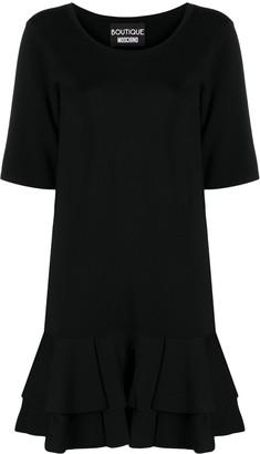 Boutique Moschino Casual T-Shirt Dress