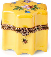 Chamart Perfume Bottle Limoges Box