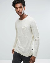 ONLY & SONS Crew Neck Sweat with Pocket