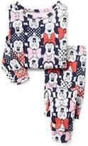 Gap babyGap | Disney Baby Minnie Mouse sleep set