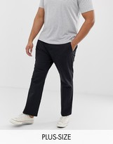 French Connection Plus slim fit chino
