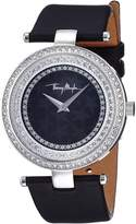 Thierry Mugler Women's Genuine Leather Dial
