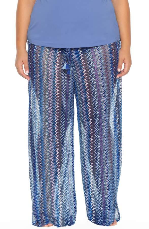Becca Etc Pierside Cover-Up Flyaway Pants