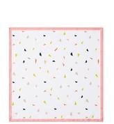 Rebecca Minkoff Paper Airplane Silk Square Scarf