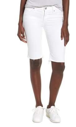 Hudson Jeans Amelia Cutoff Knee Length Bermuda Shorts