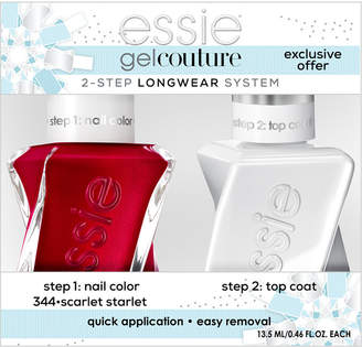 Essie 2-Pc. Gel Couture Holiday Set
