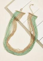 ModCloth Chain Arrangement Necklace