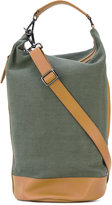 Zanellato 'Ada' medium bag - women - Cotton/Leather - One Size
