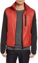 Michael Kors Men's Mixed Media Jacket