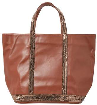 Vanessa Bruno Medium sequined leather tote