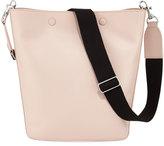 Steven Alan Rhys Leather Bucket Bag, Blush