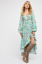 Sayulita Frill Gown by Spell and the Gypsy Collective at Free People