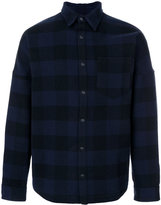 Palm Angels check shirt - men - Cotton/Acrylic/Polyester/Viscose - 48
