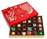Godiva 32-Piece Holiday Assorted Chocolates Gift Box