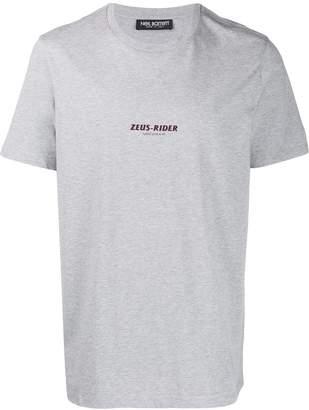Neil Barrett Zeus-Rider T-shirt