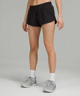 """Thumbnail for your product : Lululemon Hotty Hot Low-Rise Short 2.5"""""""