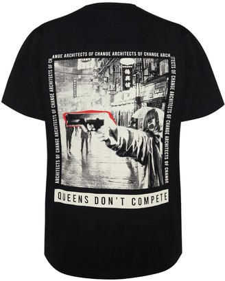 Architects Of Change Queens Dont Compete T-shirt