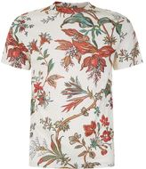 Mcq Alexander Mcqueen Floral T-shirt