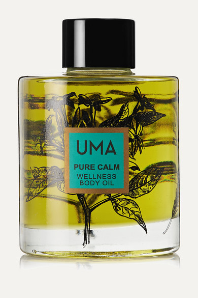 UMA OILS + Net Sustain Pure Calm Wellness Body Oil, 100ml - one size