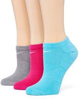 Nike 3-pk. No-Show Socks