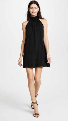 Susana Monaco Turtleneck Mini Dress