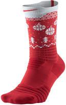 Nike Men's Elite Versatility Basketball Crew Socks