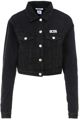 GCDS Logo Denim Jacket