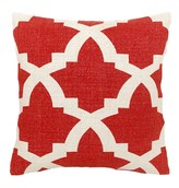 Mela Artisans Bali In Coral Decorative Pillow, Large