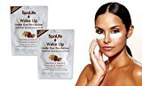 Spa Life Spa Life Wake Up Under Eye Revitalizer Espresso and Vitamin E (Pack of 3, 12 Treatments Each)