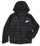 Nike Boy's Sportswear Tech Fleece Aeroloft Jacket
