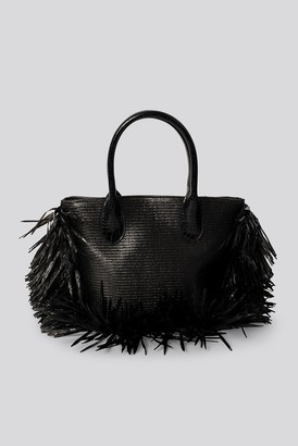 NA-KD Fringe Beach Bag