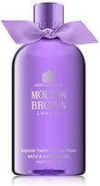 Molton Brown Exquisite Vanilla and Violet Flower Bath and Shower Gel - 10.0 oz.