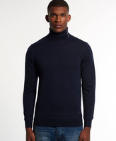 Superdry Call Sheet Merino Roll Neck Sweater
