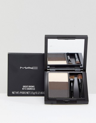M·A·C MAC Great Brows