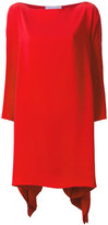 Gianluca Capannolo draped dress - women - Silk - 40