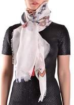 Altea Women's White Modal Scarf.