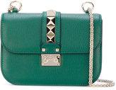 Valentino Garavani Valentino Glam Lock shoulder bag - women - Leather/metal - One Size