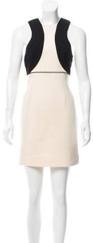 Jasmine Di Milo Wool Mini Dress