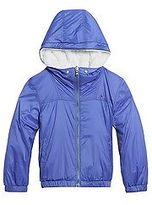 Tommy Hilfiger Big Girl's High Zip Puffer Jacket