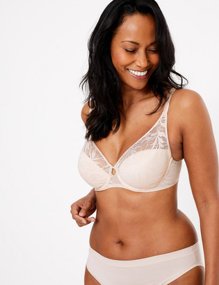 Marks and Spencer Youthful Lift Non-Padded Full Cup Bra B-DD