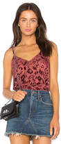 Lovers + Friends X REVOLVE Blair Cami in Wine. - size L (also in M,S,XL,XS)
